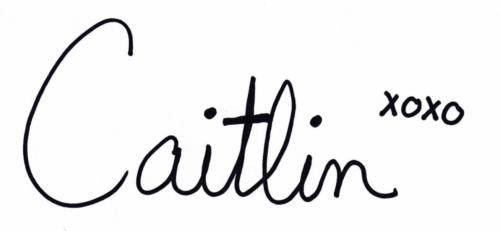 Les créations contagieuses de Caitlin.  Répandre la créativité.  Projets d'artisanat et de crochet, modèles et plus encore!