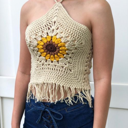 1900763c599 Summer Top Crochet Pattern Round Up from Caitlin s Contagious Creations. A  collection of free and