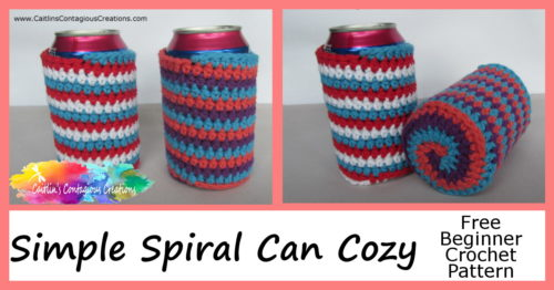Beginner Crochet Patterns Archives Caitlins Contagious Creations